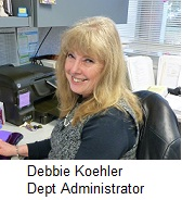 picture of Debbie Koehler