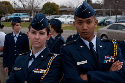 Afrotc Uniform Manual 115