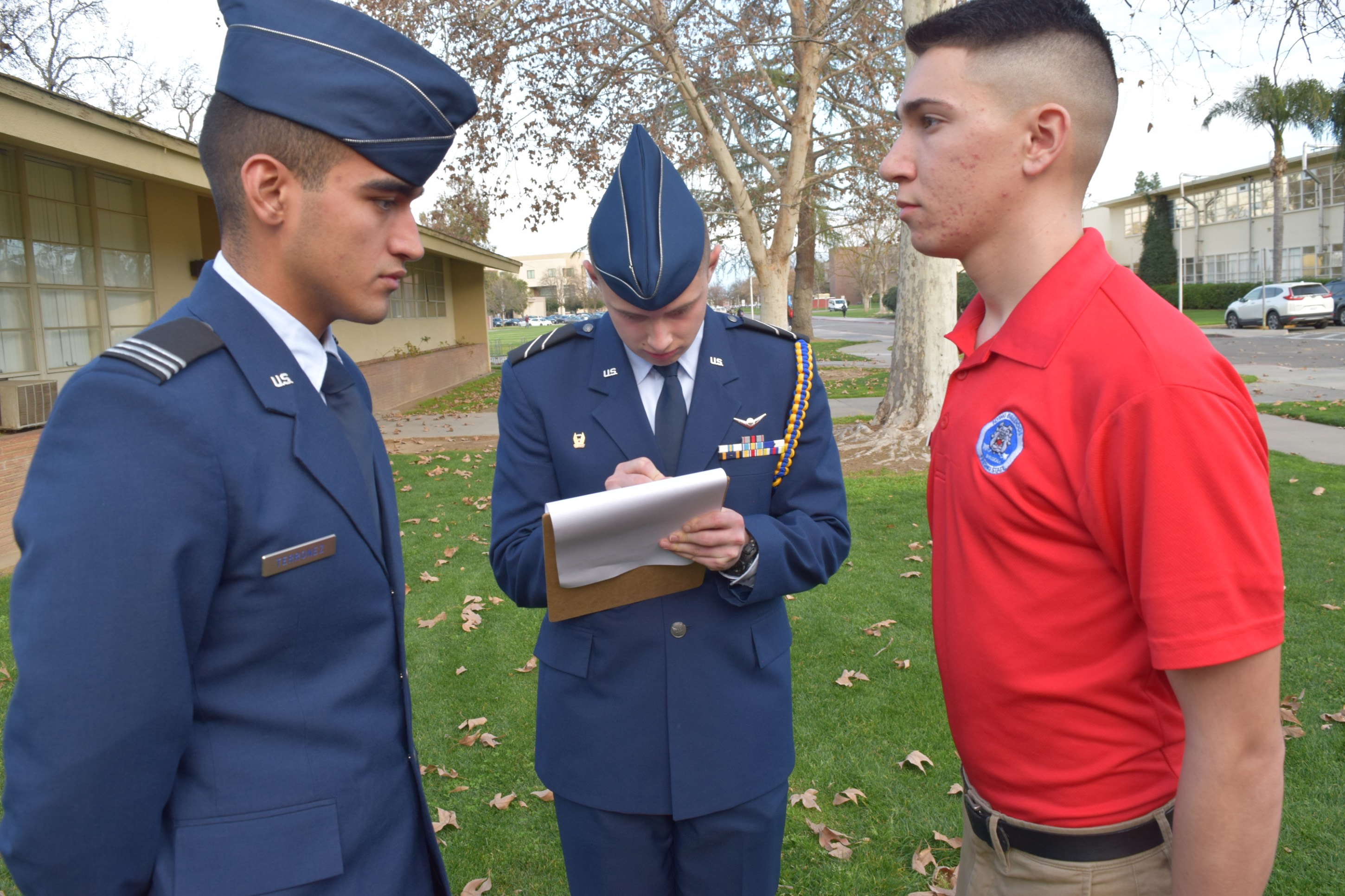 Air Force Cadets 13
